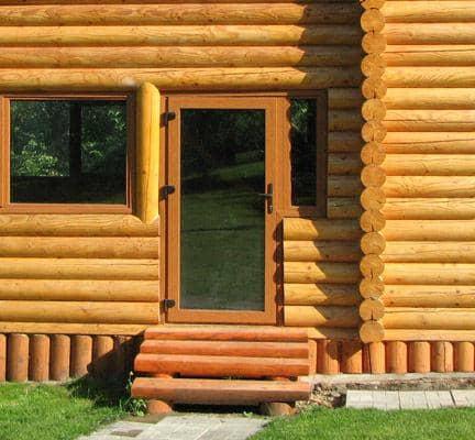 входные двери в дачный дом